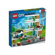 LEGO - Set de constructie Casa familiei ® City, pcs  388
