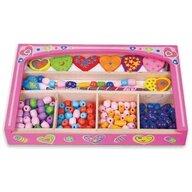 New Classic Toys - Caseta din lemn cu bijuterii