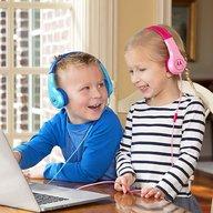 Motorola - Casti pentru copii Squads 200, Roz