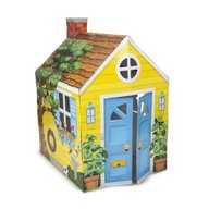 Melissa & Doug - Casuta din carton Country Cottage