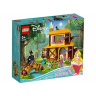 Set de joaca Casuta din padure a Aurorei LEGO® Disney Princess, pcs  300
