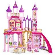 Simba - Casuta pentru papusi  Dream Castle cu papusa Steffi Love 29 cm, papusa Evi Love 12 cm si accesorii