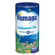 Humana - Ceai Pentru Noapte, Noapte Buna, 200g, 4 Luni+