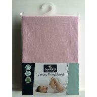Lorelli - Cearceaf Jersey 60/120 cm Pink