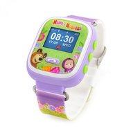 AGU - Ceas inteligent cu GPS pentru copii Masha and the Bear