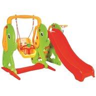Pilsan - Loc de joaca Elephant Slide and Swing