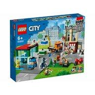 LEGO - Set de constructie Centrul Orasului ® City, pcs  790