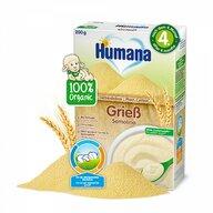 Humana - Cereale ECO, Gris Fara Lapte, 200 G, 4 Luni+