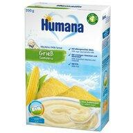 Humana - Cereale, Gris Cu Lapte, 200g, 4 Luni+