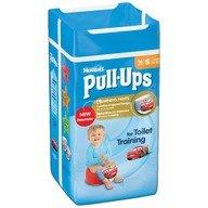 Chilotei de tranzitie Huggies Pull-Ups masura 4/S Boy 16 buc, 8-15 kg