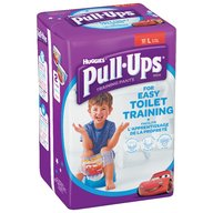 Chilotei de tranzitie Huggies Pull-Ups masura 6/L Boy 12 buc, 16-23 kg