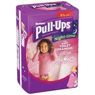 Chilotei de tranzitie Huggies Pull-Ups masura 6/L Girl 12 buc, 16-23 kg