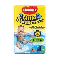 Huggies - Dory Little Swimmers (nr 3-4) 12buc, 7-15 kg
