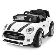 Chipolino Masinuta electrica  Mini Cooper Hatch white
