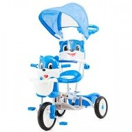 Chipolino Tricicleta cu copertina Bear blue