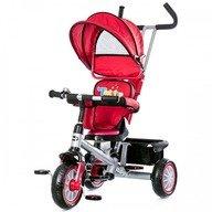 Chipolino Tricicleta cu copertina si sezut reversibil Twister red 2015
