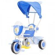 Chipolino Tricicleta cu copertina Spring blue