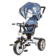 Chipolino - Tricicleta Rapido Blue indigo