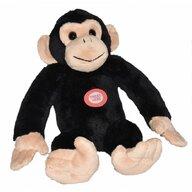 WILD REPUBLIC - Jucarie din plus interactiva Cimpanzeu , Cu sunet