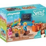 Playmobil - Clasa doamnei Flores