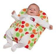 Clevamama - Saltea anti-alunecare cu ham pentru bebelusi