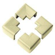 Set 4 pernute protectoare colturi mobilier 7103 Clevamama