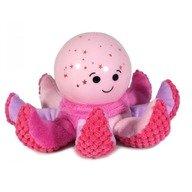 Cloud B Lampa de Veghe Octo Softies Pink