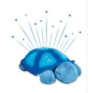 Cloud B Lampa de veghe Twilight Turtle Blue