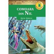 Girasol - Clubul detectivilor, Comoara din Nil