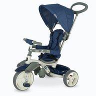 Coccolle Tricicleta Evo Albastru