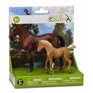 Collecta - Set 2 Figurine Viata Cailor