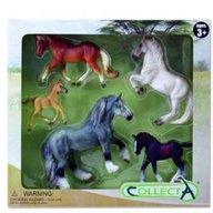 Collecta Set 5 Figurine Viata Cailor COL89670WB