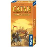 Kosmos - Colonistii din Catan Orase si cavaleri, extensie 5-6 jucatori