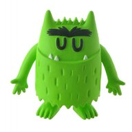 Comansi - Figurina The Color Monster Calm Monster Green