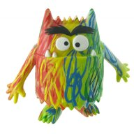 Comansi - Figurina The Color Monster  Multicolor Monster