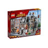 LEGO - Confruntarea din Sanctum Sanctorum