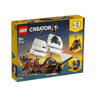 Set de constructie Corabie de pirati LEGO® Creator, pcs  1264