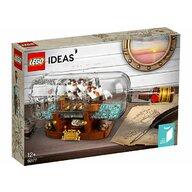 LEGO - Set de constructie Corabie in sticla ® Ideas, pcs  962