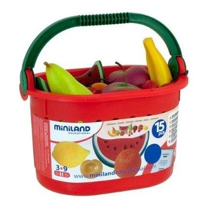 Miniland Cos cu fructe Miniland