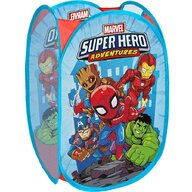 Seven - Cos depozitare Super Hero , Avengers, 58x36 cm, Albastru