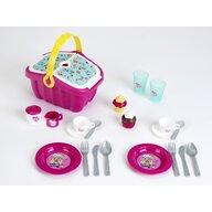 Klein - Cos picnic Barbie cu accesorii
