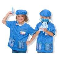 Melissa & Doug - Melissa and Doug costum carnaval copii medic veterinar