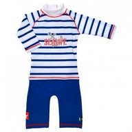 Costum de baie SeaLife blue marime 86- 92 protectie UV Swimpy