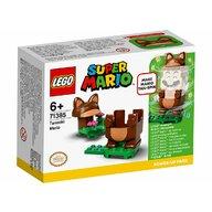 LEGO - Set de joaca Costum de puteri: Tanooki ® Super Mario, pcs  13