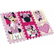 SunCity - Covor puzzle 6 piese, Minnie Mouse