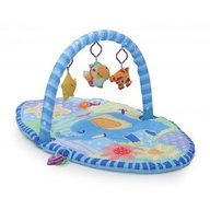 Cangaroo - Covoras de joaca Happy Space JL614-2B , Blue
