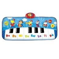 Winfun - Covoras muzical pentru copii Fanfara cu animale tip pian cu 8 clape