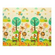 Babykit - Covor Giraffe Alfabet , Pliabil, 200x150 cm