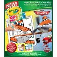 Crayola Carte de Colorat Planes