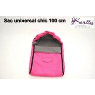 Kerttu - Crem - Sac De Iarna Universal  Chic 100 Cm